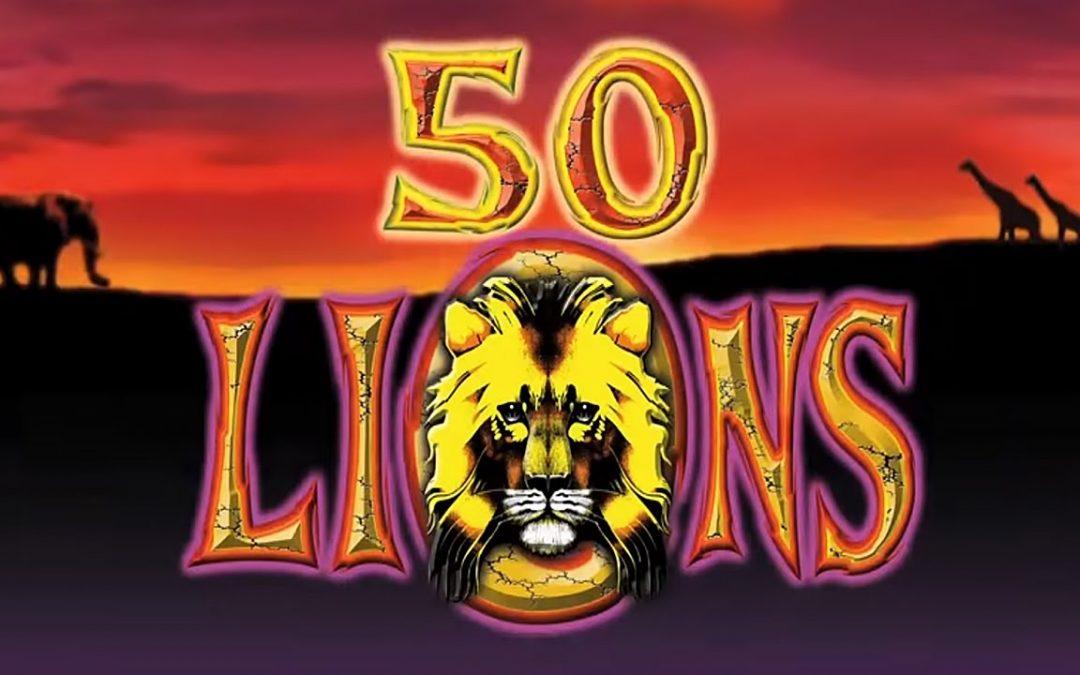Hit 50 Lions